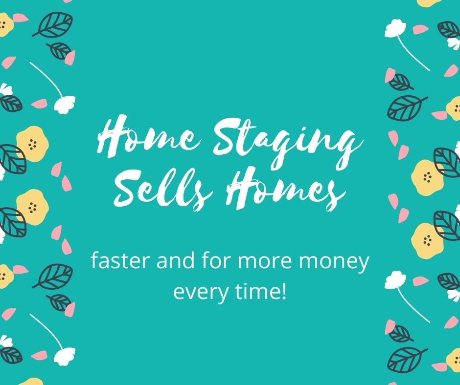 Home Staging Sells Homes